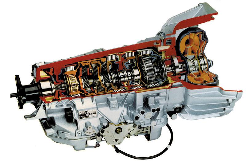 диагностика и ремонт АКПП BMW
